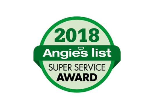 Treeium, Inc. Earns 2018 Angie's List Super Service Award