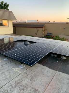 Solar Panels Installation