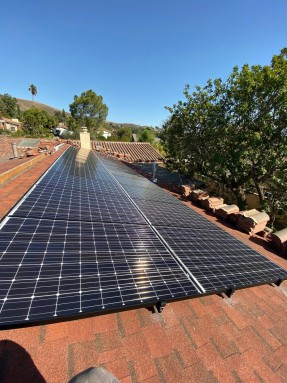 Solar Panels in Thousand Oaks
